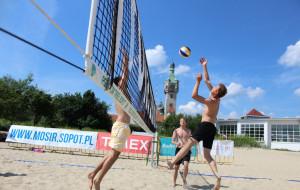 Aktywny weekend na plaży i nie tylko