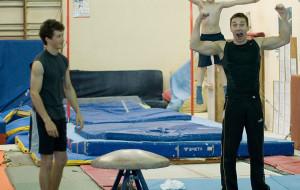 Gimnastyka sportowa nie tylko dla dzieci