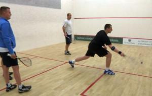 Wraca amatorska liga squasha. Teraz także w Gdyni