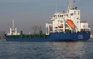 Niebezpieczne odpady w Gdańsku zabezpieczone przez Port Service