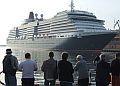 Queen Victoria odpłynęła, ale jeszcze wróci