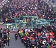 Prawie 2 tys. biegaczy ukończyło Bieg Niepodległości w Gdyni