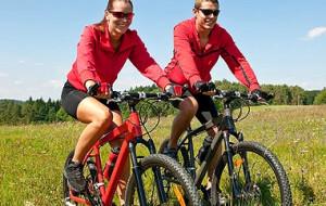 Jeźdź na rowerze i ciesz się zdrowiem oraz dobrą kondycją!