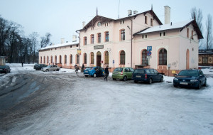 Dworzec PKP w Oliwie zamieni się w hotel