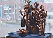 Pomnik Kindertransportów stanie za miesiąc w Gdańsku