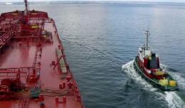 Gdański port szuka oszczędności, a portowi strażacy szykują się do protestu