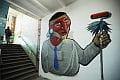 Grafficiarze opanowali Młode Miasto