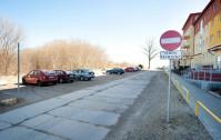 Prywatna ulica zamknięta, mieszkańcy bez dojazdu do domu