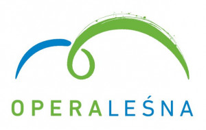 Opera Leśna ma nowe logo