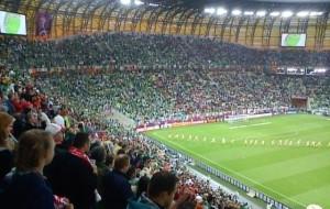 Irlandia jako pierwsza żegna się z Euro 2012