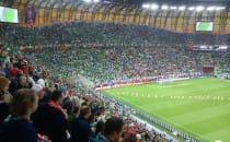 Co śpiewali kibice Irlandii pod koniec meczu?