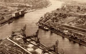 Człowiek, który unowocześnił gdański port
