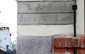 Gdańsk przez stulecia pod wodą