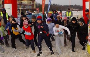 Zima niestraszna Grand Prix Sopotu TIMEX CUP 2009/10