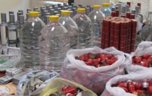 Gdańsk: nielegalna rozlewnia alkoholu zlikwidowana