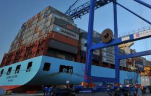 Gdański terminal z nagrodą od linii Maersk