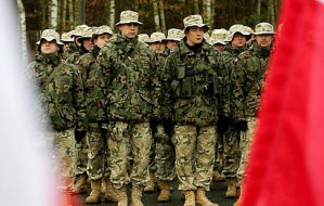 """Praca w wojsku to nie """"zabawa"""" w wojnę"""