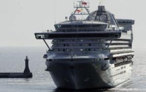 Gdyński port czeka na wycieczkowce