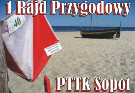 I Rajd Przygodowy PTTK Sopot