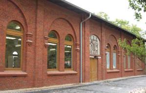 Historyczna sala BHP jak nowa