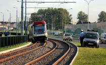 Naprawa torów z Chełmu na Łostowice....