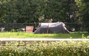 Gdańsk: głodówka przed urzędem po eksmisji