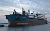 5,5 tys. ton elementów wież wiatrowych w gdyńskim BCT