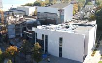 Teatr Muzyczny w budowie. Jak obecnie...