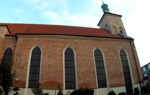 Kościół, co wszystkie ściany ma krzywe, a nadal stoi