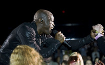 Niezwykły koncert w Hali Gdynia - Seal...
