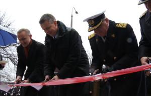 Otwarcie Muzeum Marynarki Wojennej