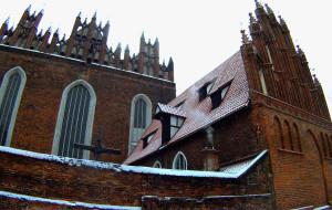 Co kryją wnętrza kościoła św. Trójcy?