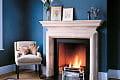 Wpuść ogień do wnętrza mieszkania
