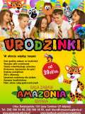 Amazońskie Urodziny