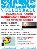 Siatkówka dla dzieci i młodzieży Sharks Volleyball