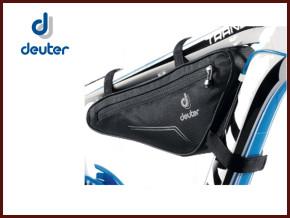 Sakwa rowerowa Front Triangle Bag black Deuter - Promocja!