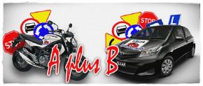 Prawo jazdy A PLUS B  zrób prawko na motor i samochód teraz !!!