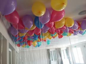 Balony z helem taniej o 10%! Szalony.pl