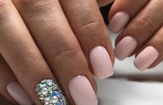 Manicure hybrydowy + Pedicure hybrydowy