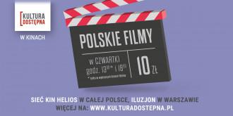Kultura Dostępna, w ramach projektu bilety dla wszystkich za 10 zł.