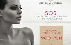 SOS dla skóry szyi i dekoltu po wakacjach!