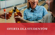 Oferta dla studentów!