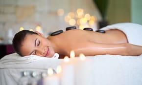 Relaksujący aromaterapeutyczny masaż....