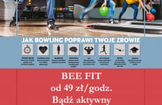 Bee Fit! MK Bowling!