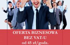 Oferta bez -vatu