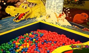 Poranki bez limitu w sali zabaw Amazonia!