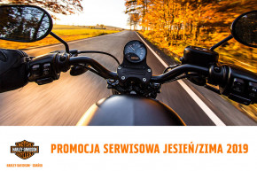 PROMOCJA SERWISOWA JESIEŃ/ZIMA 2019