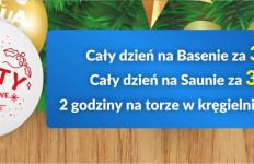 Bilety Gwiazdkowe! Aquapark Sopot!