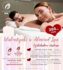 Romantyczne chwile w SPA w super cenie!