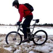 Wycieczka rowerowa w poszukiwaniu wiosny